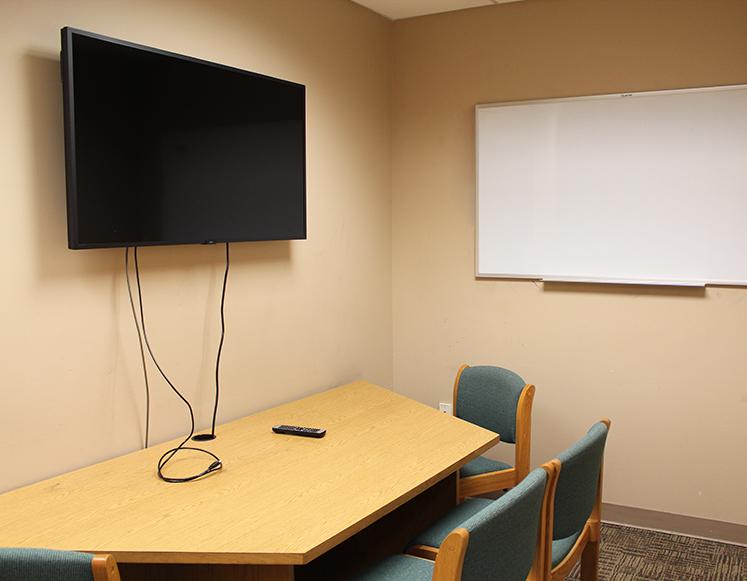 Used Office Furniture Winston Salem Study & Meeting Rooms - Winston Salem State University